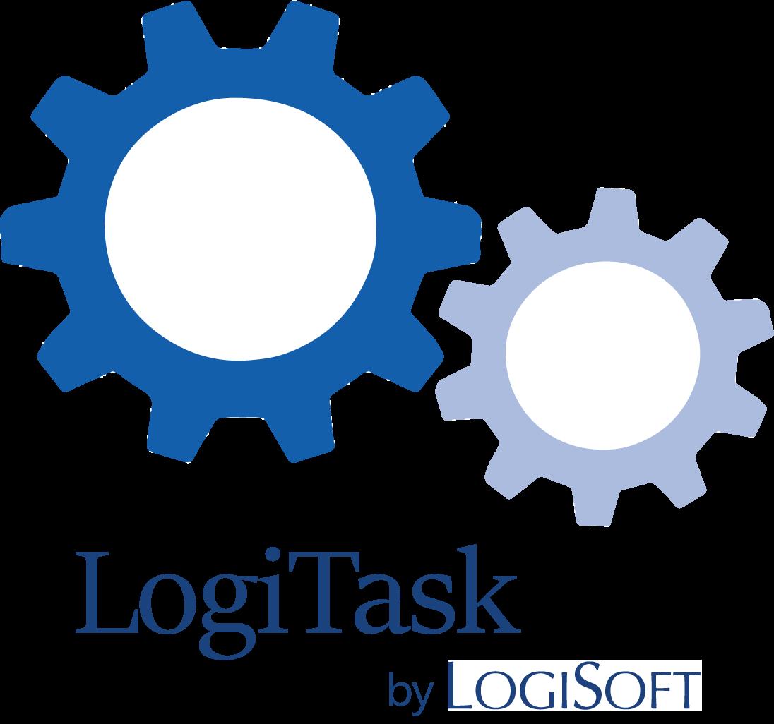 LogiTask logo